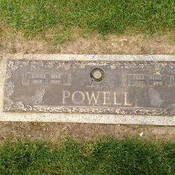 """Lowell Herbert """"Herby"""" Powell"""