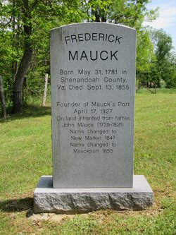 Frederick Mauck