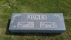 Leonard J. Jones