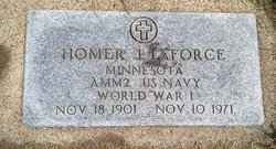Homer Joseph LaForce