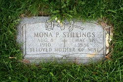 Mona P. Stillings