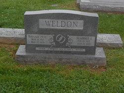 Harold L Weldon