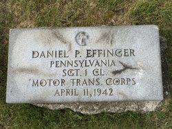 Daniel P. Effinger