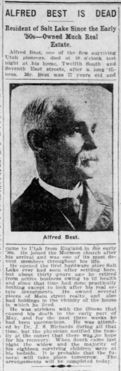 Alfred Best