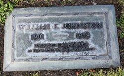 William Edward Johnston