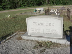 Annie Mae <I>Lott</I> Crawford