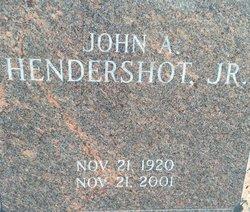 John Amos Hendershot, Jr