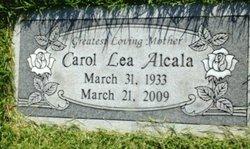 Carol Lea <I>Davis Yeaman</I> Alcala
