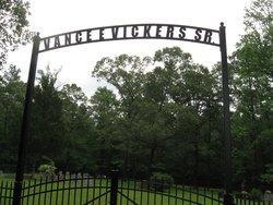 Vance E. Vickers Cemetery