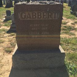 Pvt Henry Clay Gabbert