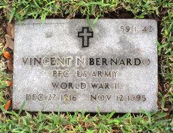 Vincent N Bernardo