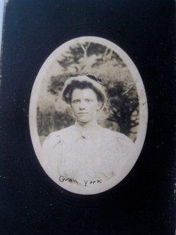 Viola Pearl <I>Justus</I> York