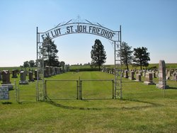 Saint John Lutheran Crane Creek Cemetery