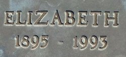 Elizabeth <I>Deutchmann</I> Nitz