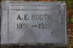A. E. Booth