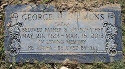 George Hicks Simmons