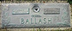 Ada <I>Fitzwater</I> Ballash