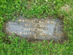 Manuel Bacon, Sr