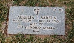 Aurelia L Barela