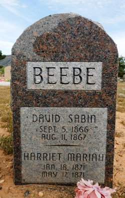 Harriet Mariah Beebe
