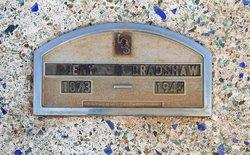 Benjamin Bruppacher Bradshaw