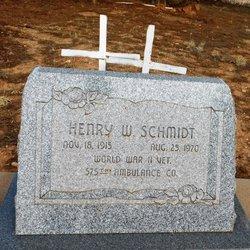Henry W Schmidt