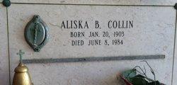 Aliska Marguerite Bourg Collin (1903-1984) - Find A Grave