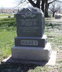 "John Joseph ""J J "" Hickey (1911-1970) - Find A Grave Memorial"