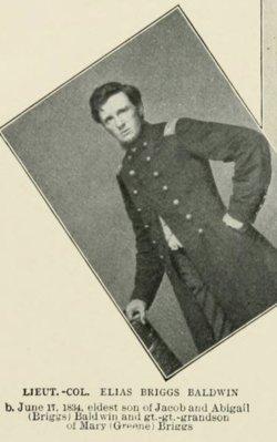 LTC Elias Briggs Baldwin