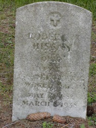 Robert Wilson Hissam