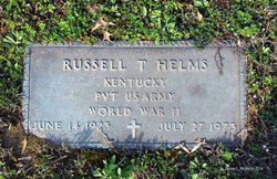 Russell T Helms