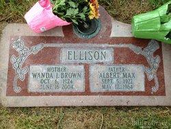 Albert Max Ellison