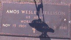 Amos Wesley Jellison