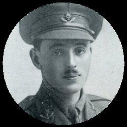 Second Lieutenant Edward Ernest Vaile