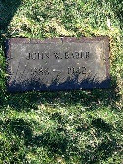John Wiley Baber