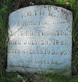 Ruth B Thomson