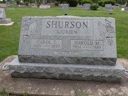 Carol Claretta <I>Knutson</I> Shurson