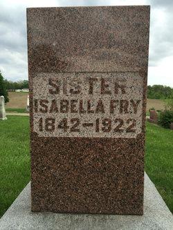Isabella <I>Hill</I> Fry