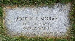Joseph Edward Moraz