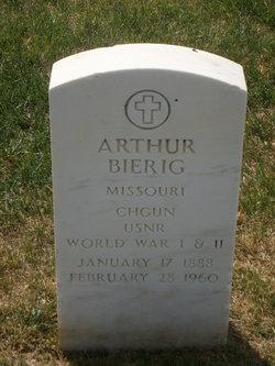 Arthur Bierig