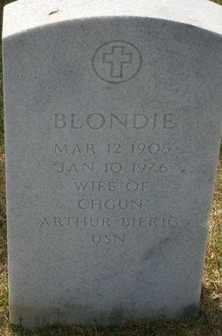 Blondie Bierig