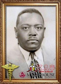 Dr Otis William McCree, Sr