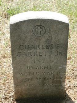 Charles Franklin Garrett, Jr