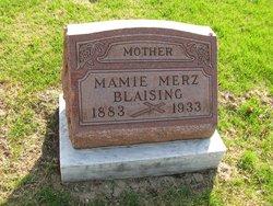 Mamie C. <I>Merz</I> Blaising
