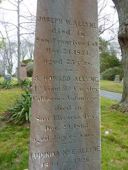 Samuel Howard Allyne