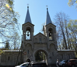Siselinna Kalmistu Cemetery