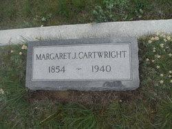 """Margaret Jane """"Jenna"""" <I>Moss</I> Cartwright"""