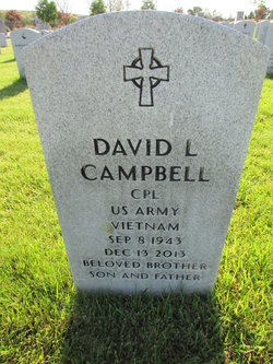 Corp David Lowell Campbell