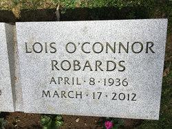 Lois Elaine <I>O'Connor</I> Robards