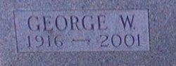 Rev George W. Koch
